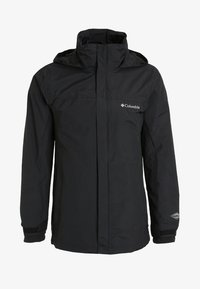 Columbia - MISSION AIR 2-IN-1 - Outdoor jacket - black