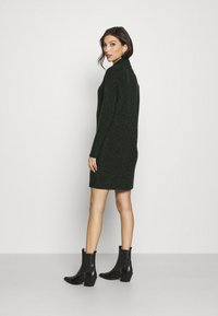 ONLY - ONLMEKIA DRESS  - Strikket kjole - rosin melange - 2