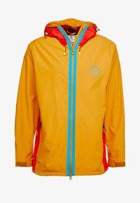Barbour Beacon - BEACON EARL JACKET - Waterproof jacket - golden oak - 3
