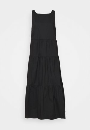 ABITO DRESS 2-IN-1 - Day dress - nero