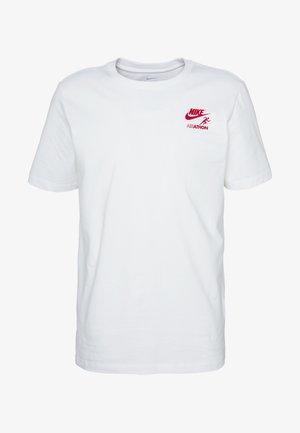 TEE AIRATHON - Camiseta estampada - sail