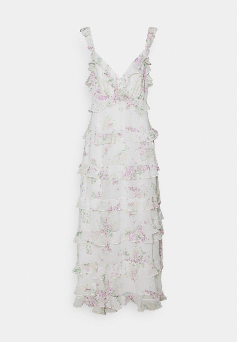 Forever New - JOYCE RUFFLE DRESS - Maxi dress - soft botanics