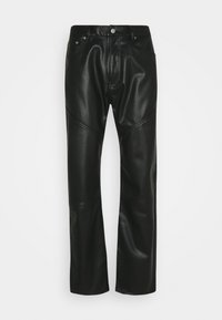 SPACE TROUSERS - Kalhoty - black