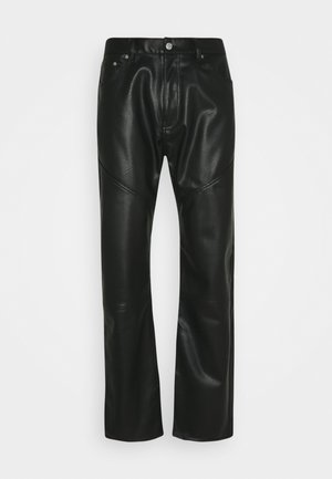 SPACE TROUSERS - Pantalon classique - black