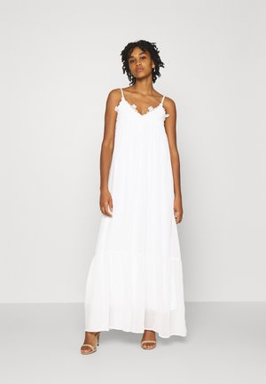 YASLUANN STRAP MAXI DRESS CELEB - Occasion wear - star white