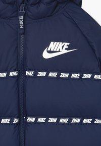 Nike Sportswear - UNISEX - Light jacket - midnight navy/white - 3