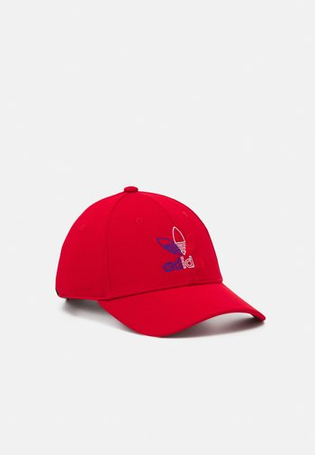 BASE CLASS UNISEX - Cap - scarlet
