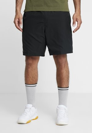 HERREN SHORT - Sports shorts - noir