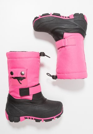 BEAN 2007 - Bottes de neige - daisy pink