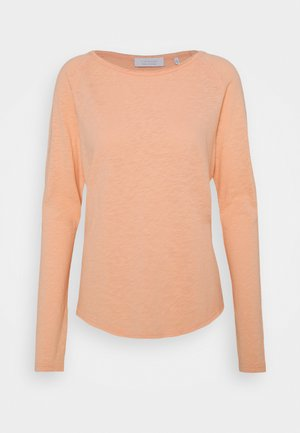 HEAVY LONGSLEEVE - Long sleeved top - peach