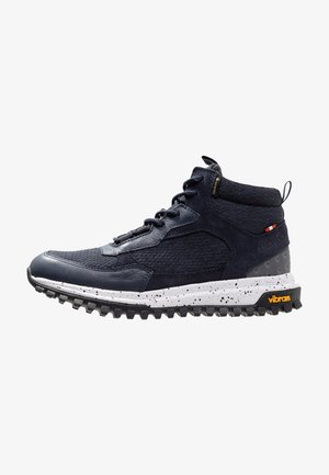 Neutral running shoes - dunkel blau