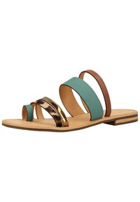 Geox - Sandals - turquoise/brown - 2