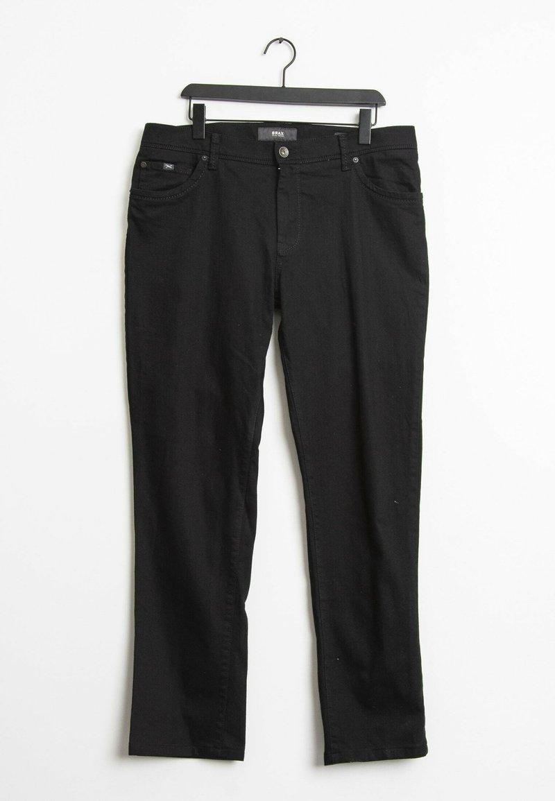 BRAX - Straight leg jeans - black
