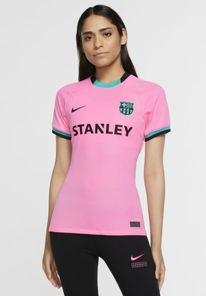 FC BARCELONA - Club wear - pink beam/new green/black