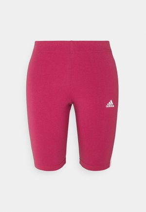 Tights - pink/white