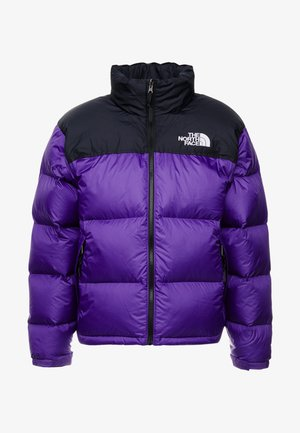 1996 RETRO NUPTSE JACKET - Down jacket - hero purple