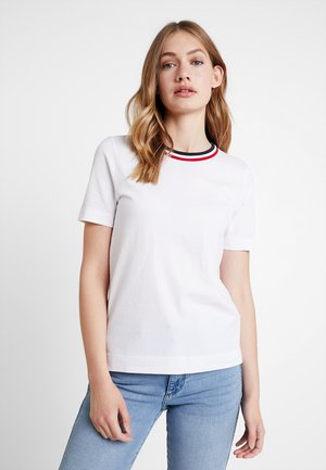 ESSENTIAL - T-shirt imprimé - white