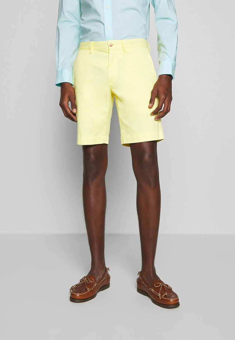 Polo Ralph Lauren - BEDFORD - Shorts - bristol yellow