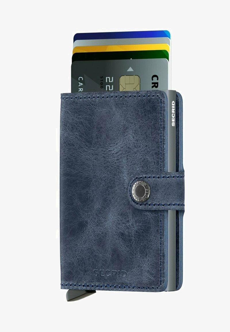 Secrid - Wallet - vintage blue