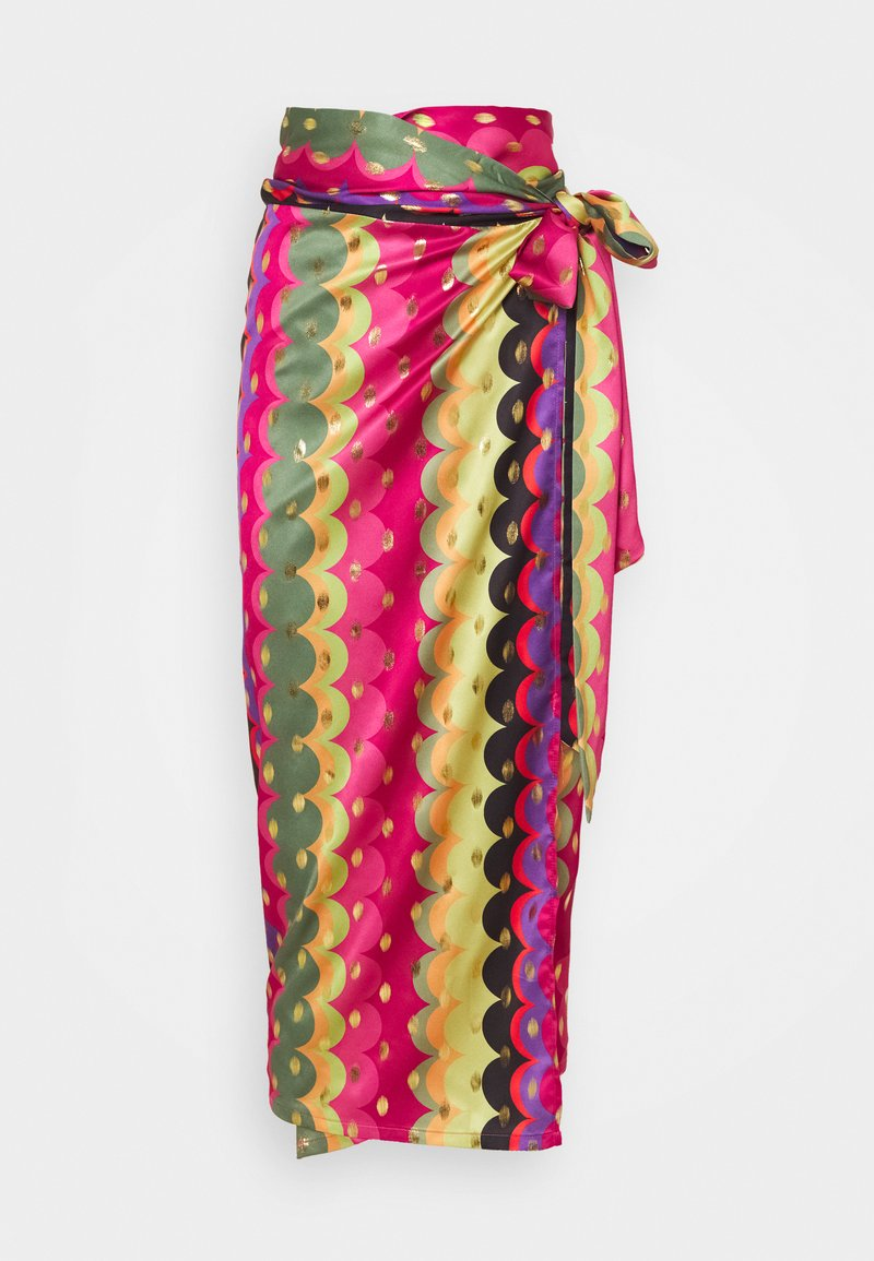 Never Fully Dressed Tall - MARBLE ARCH JASPRE - Pencil skirt - multi