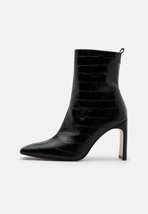 MARCELLE - Bottines à talons hauts - black