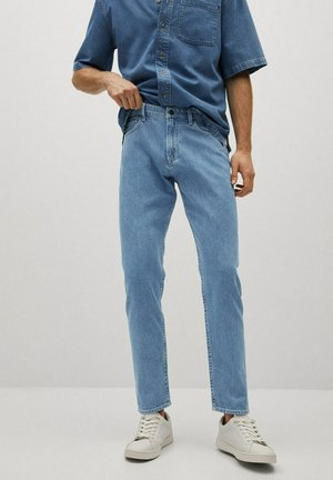 COSMOS - Straight leg jeans - mittelblau
