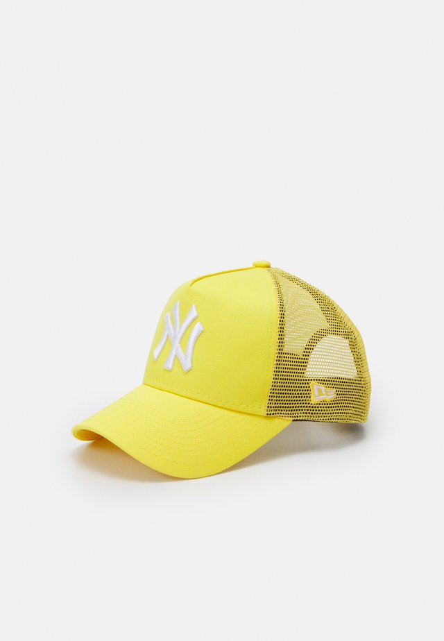 TONAL TRUCKER NEW YORK YANKEES UNISEX - Kšiltovka - yellow