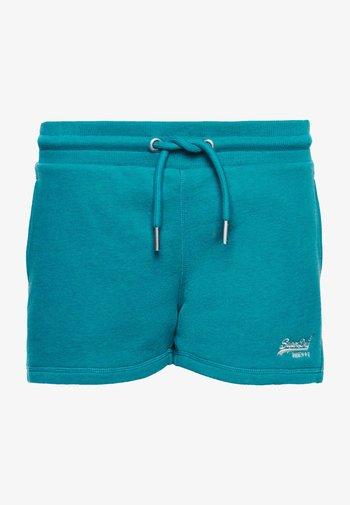 Shorts - ocean green marl