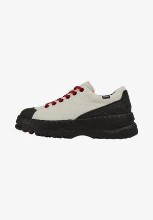 Sneaker low - weiß natur