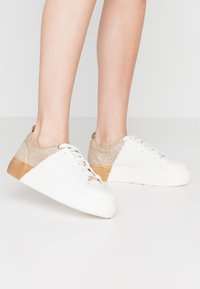 River Island - Sneakersy niskie - white - 0