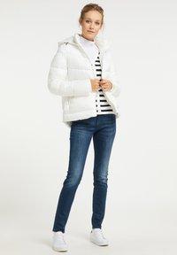 DreiMaster - Winter jacket - wollweiss - 1