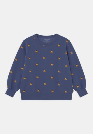 UNISEX - Sweatshirt - soft blue/honey