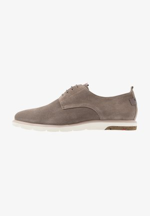 HAROLD - Casual lace-ups - granit/pacific