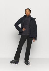 Norrøna - TROLLVEGGEN THERMAL PRO JACKET - Fleece jacket - dark grey - 1