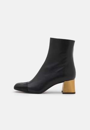 VOLKIRIA - Classic ankle boots - black