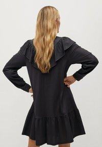 Mango - ADELINA - Korte jurk - antraciet - 2