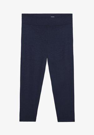 Leggings - Trousers - blu admiral