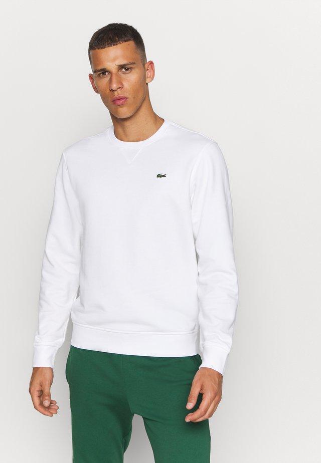 CLASSIC - Sweatshirt - white/white