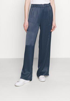 Pantalones - navy