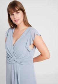 TFNC Curve - JUBA - Koktejlové šaty/ šaty na párty - grey blue - 4