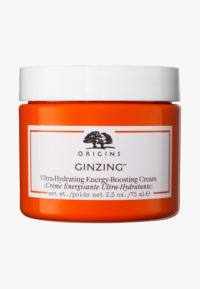 GINZING™ ULTRA-HYDRATING ENERGY-BOOSTING CREAM WITH GINSENG & CO - Face cream - -