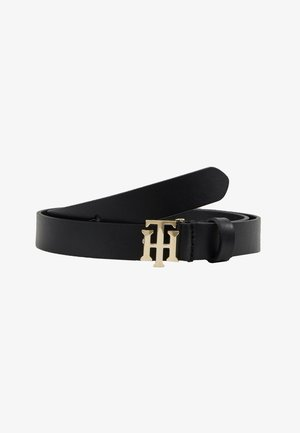INTERLOCK BELT - Pasek - black