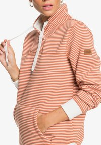 Roxy - BOAT TRIP STRIPES - Sudadera - auburn me stripes - 3