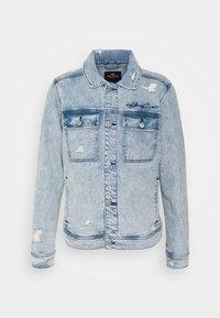 Hollister Co. - TRUCKER - Denim jacket - icy light wash - 0