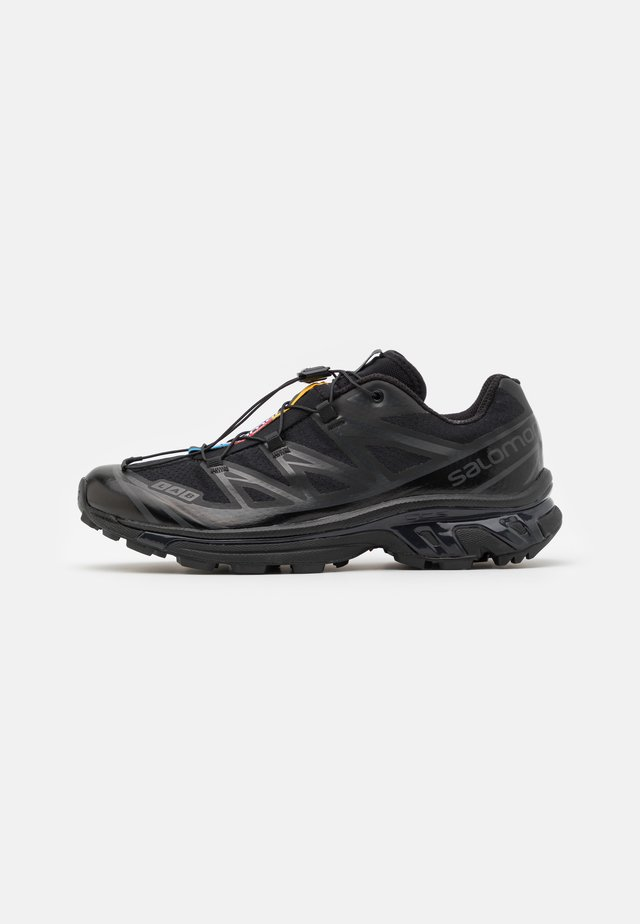 XT 6 UNISEX - Sneaker low - black/phantom