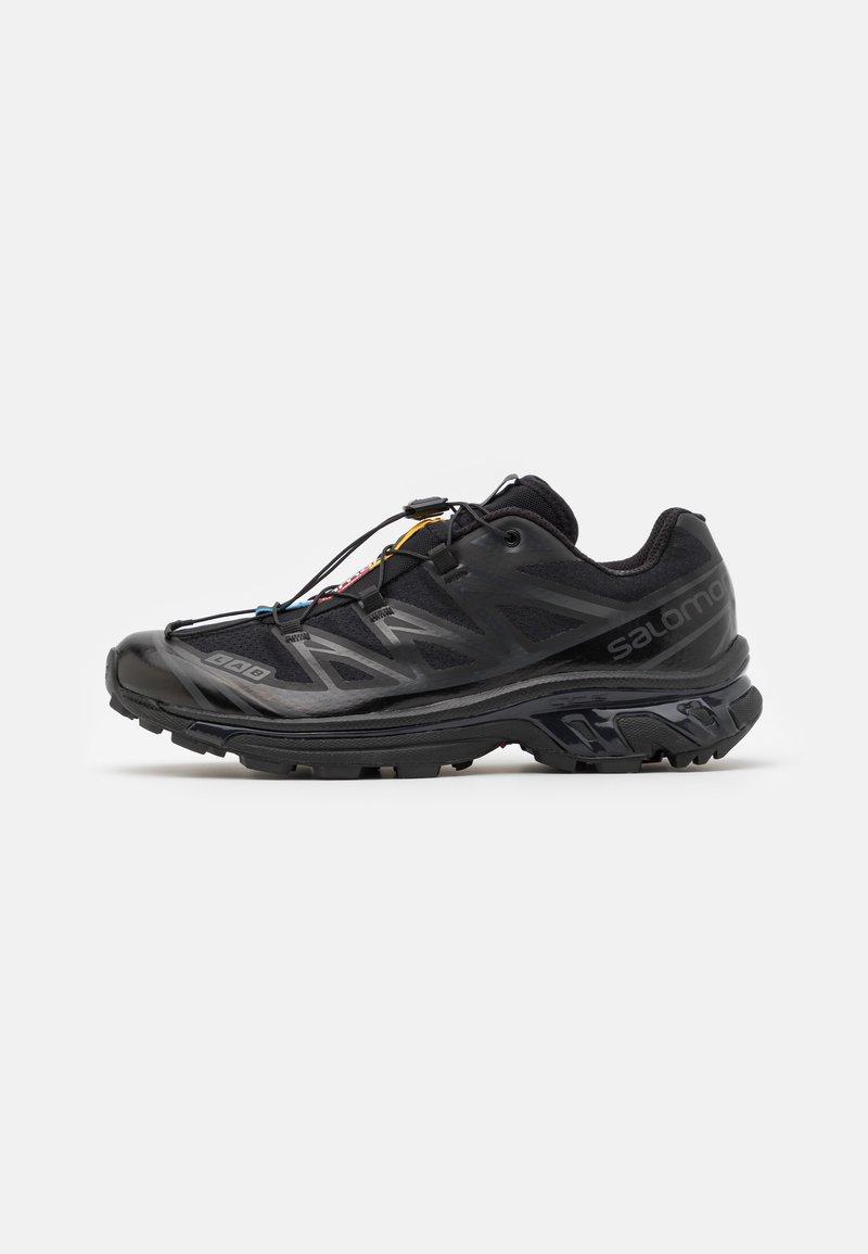 Salomon - XT 6 UNISEX - Sneakers basse - black/phantom