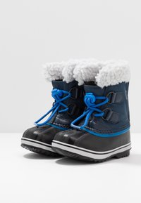 Sorel - YOOT PAC - Winter boots - collegiate navy/super blue - 3