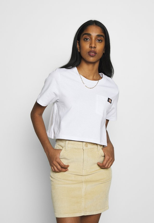 ELLENWOOD - Basic T-shirt - white