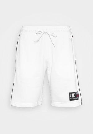 BERMUDA - Sports shorts - white