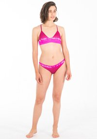 Hurley - DIPPED ADJ - Bikini top - jjf red - 1